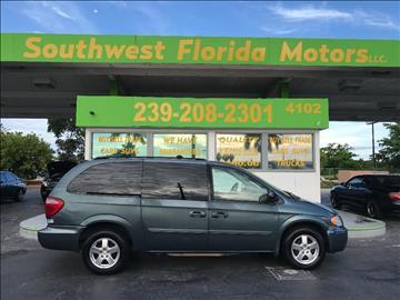 2007 Dodge Grand Caravan for sale in Fort Myers, FL