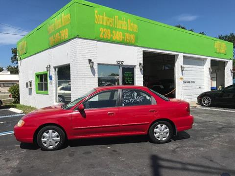 2003 Kia Spectra for sale in Fort Myers, FL