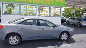 2008 Pontiac G6 for sale in Fort Myers, FL