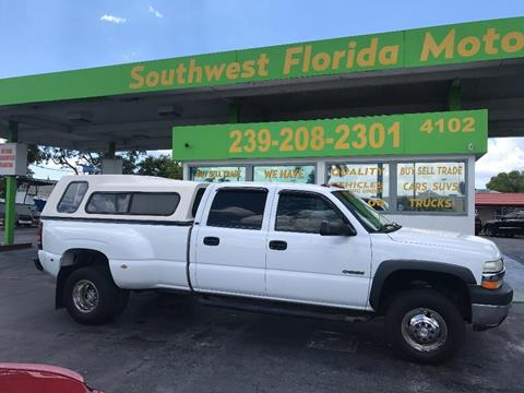 2001 Chevrolet Silverado 3500 for sale in Fort Myers, FL