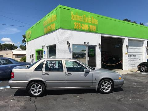 1999 Volvo S70 for sale in Fort Myers, FL