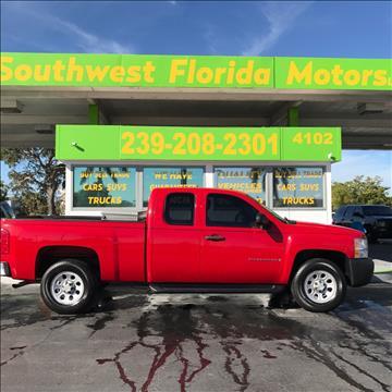 2008 Chevrolet Silverado 1500 for sale in Fort Myers, FL