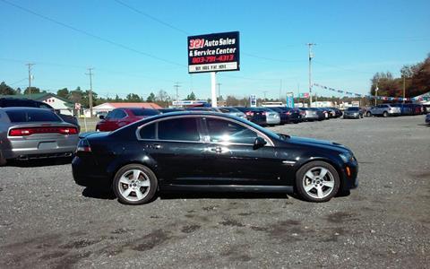 2009 Pontiac G8 for sale in Gaston, SC