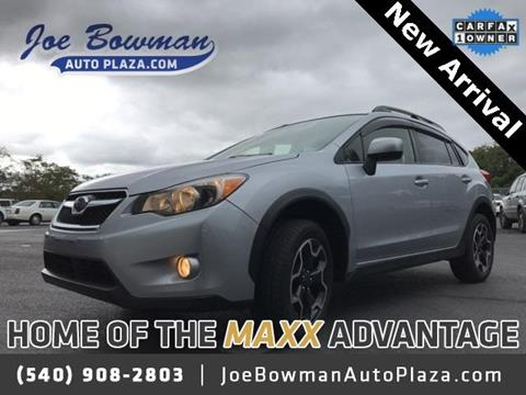 2014 Subaru XV Crosstrek for sale in Harrisonburg, VA