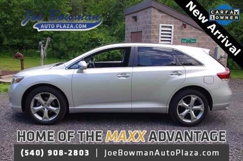 2014 Toyota Venza for sale in Harrisonburg, VA