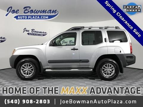 Used Nissan Xterra For Sale In Booneville Ar Carsforsale