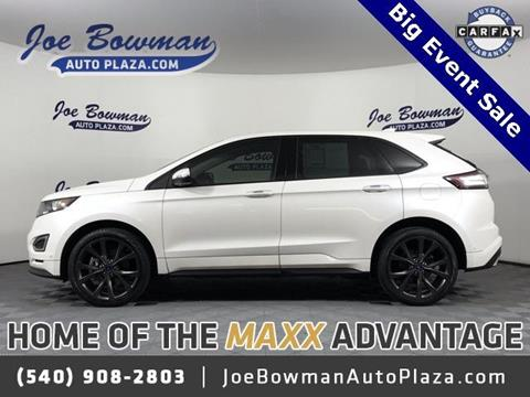 2015 Ford Edge for sale in Harrisonburg, VA