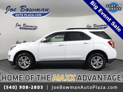 2017 Chevrolet Equinox for sale in Harrisonburg, VA