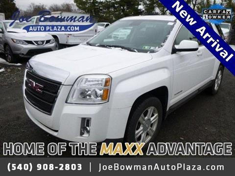 2015 GMC Terrain for sale in Harrisonburg, VA