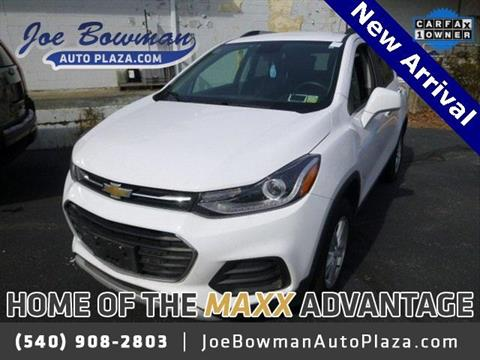 2017 Chevrolet Trax for sale in Harrisonburg, VA