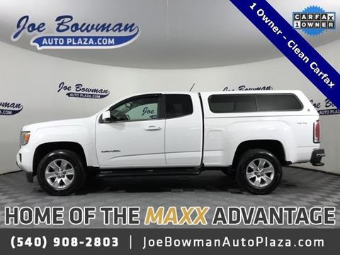 2017 GMC Canyon for sale in Harrisonburg, VA