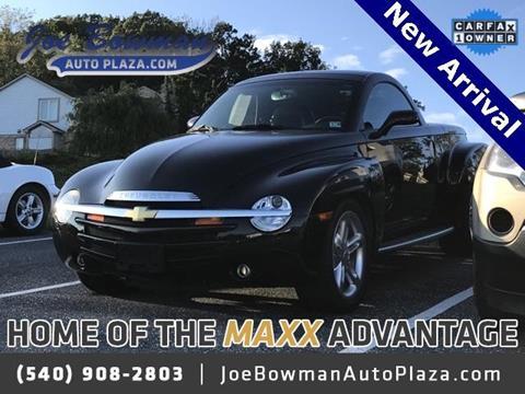 2004 Chevrolet SSR for sale in Harrisonburg, VA