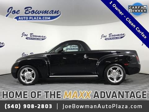 2004 Chevrolet SSR for sale in Harrisonburg, VA