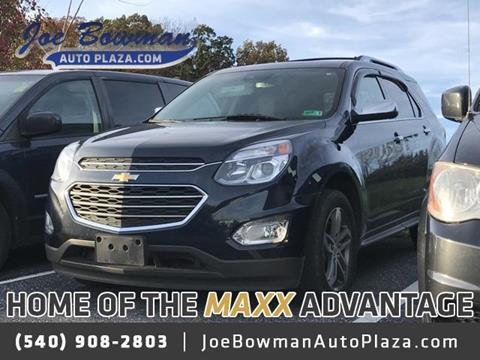 2017 Chevrolet Equinox for sale in Harrisonburg, VA