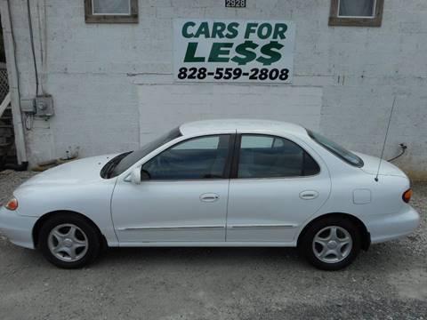 2000 Hyundai Elantra for sale in Marion, NC