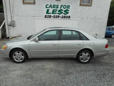 2003 Toyota Avalon for sale in Marion, NC