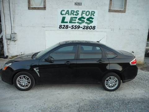 2008 Ford Focus for sale in Marion, NC