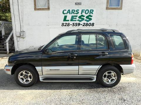 2001 Chevrolet Tracker for sale in Marion, NC