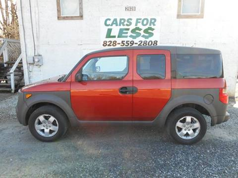 2003 Honda Element for sale in Marion, NC