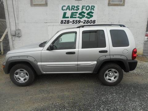 2003 Jeep Liberty for sale in Marion, NC