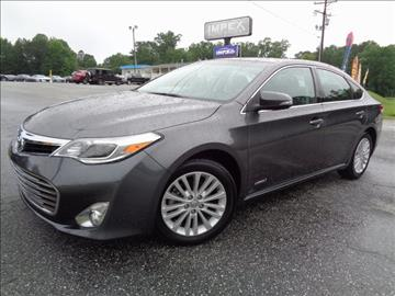 2014 Toyota Avalon Hybrid for sale in Greensboro, NC