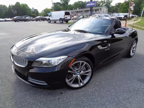 2014 BMW Z4 for sale in Greensboro, NC