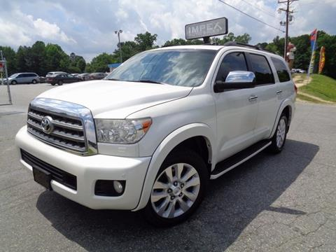 2013 Toyota Sequoia for sale in Greensboro, NC