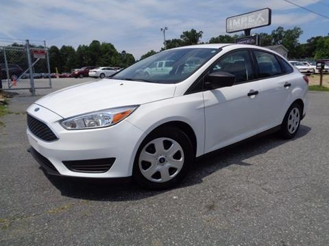 2015 Ford Focus for sale in Greensboro, NC