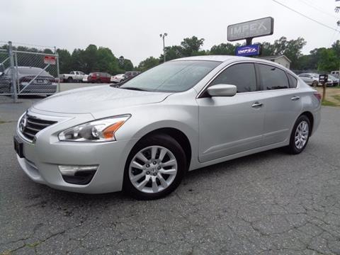 2015 Nissan Altima for sale in Greensboro, NC