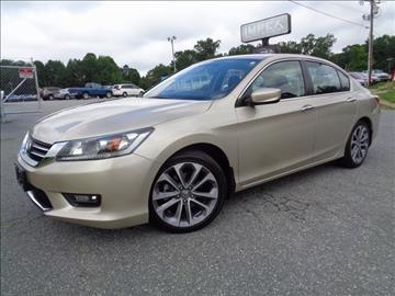 2014 Honda Accord for sale in Greensboro, NC
