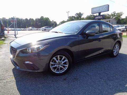 2014 Mazda MAZDA3 for sale in Greensboro, NC