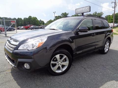 2013 Subaru Outback for sale in Greensboro, NC