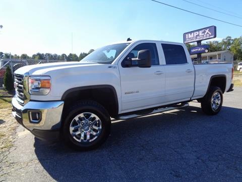 2015 GMC Sierra 2500HD for sale in Greensboro, NC