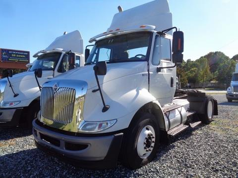2012 International TranStar 8600 for sale in Greensboro, NC
