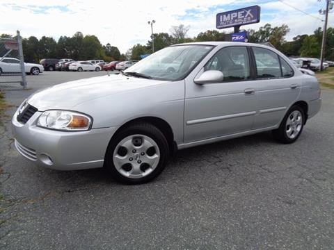 2006 Nissan Sentra for sale in Greensboro, NC