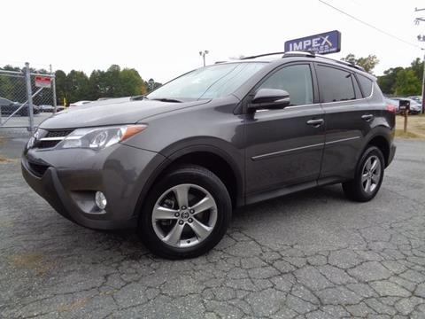 2014 Toyota RAV4 for sale in Greensboro, NC