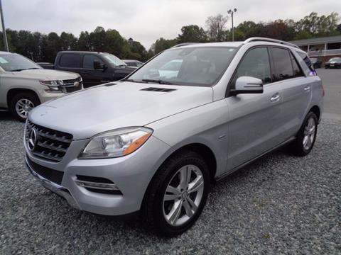 2012 Mercedes-Benz M-Class for sale in Greensboro, NC
