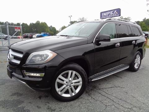 2014 Mercedes-Benz GL-Class for sale in Greensboro, NC