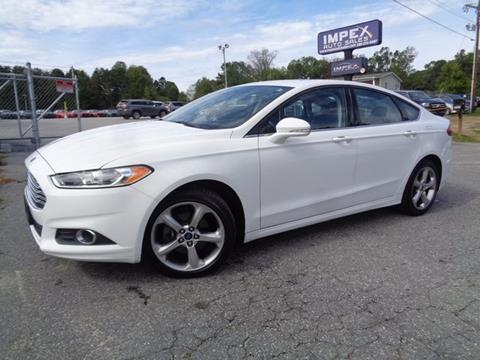 2015 Ford Fusion for sale in Greensboro, NC