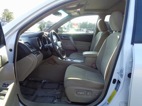 2008 Toyota Highlander for sale in Greensboro, NC