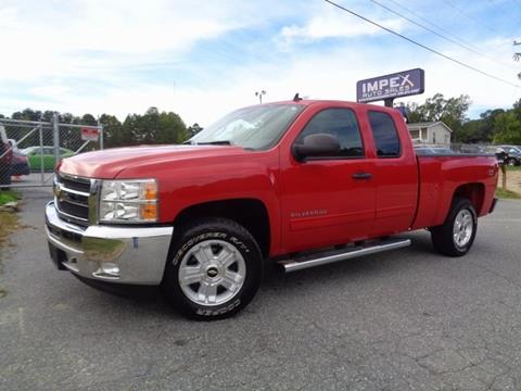 2013 Chevrolet Silverado 1500 for sale in Greensboro, NC