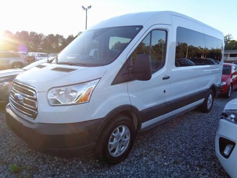 2016 Ford Transit Wagon for sale in Greensboro, NC