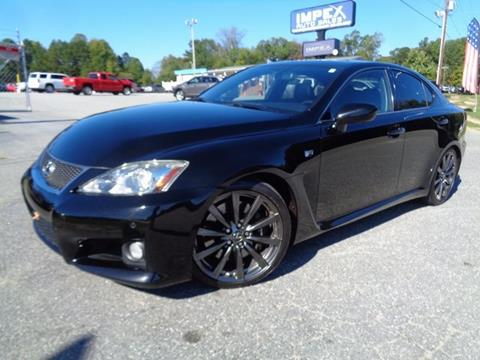 2008 Lexus IS F for sale in Greensboro, NC