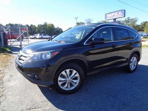 2013 Honda CR-V for sale in Greensboro, NC