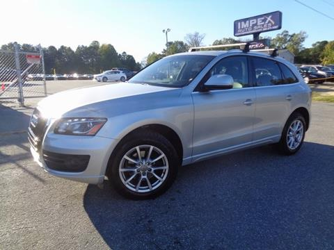 2010 Audi Q5 for sale in Greensboro, NC