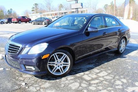 Mercedes benz e class for sale in greensboro nc for Mercedes benz of greensboro