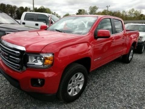Impex Used Cars >> Used GMC Canyon For Sale in North Carolina - Carsforsale.com
