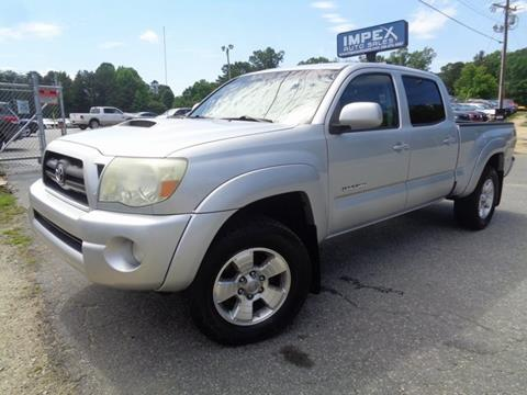 toyota tacoma for sale in greensboro nc. Black Bedroom Furniture Sets. Home Design Ideas