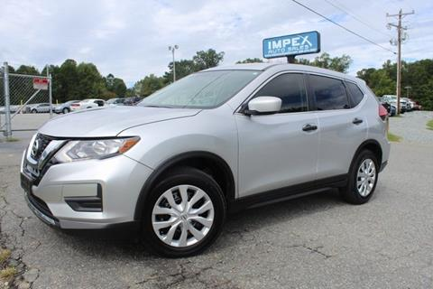 2017 Nissan Rogue for sale in Greensboro, NC