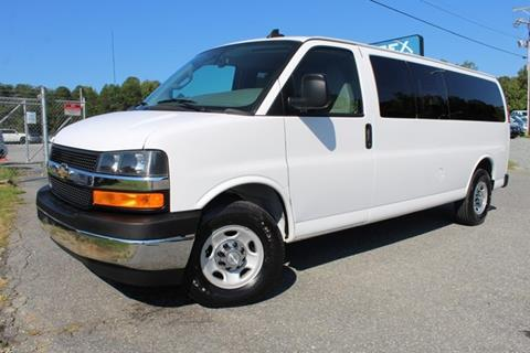 2017 Chevrolet Express Passenger for sale in Greensboro, NC